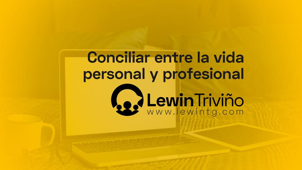 Conciliar entre la vida personal y profesional