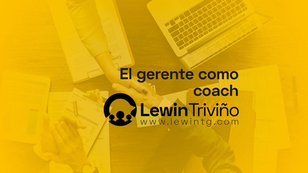 El gerente como coach
